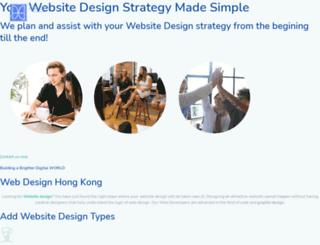 asiaseowebdesign.com screenshot