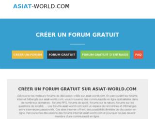 asiat-world.com screenshot