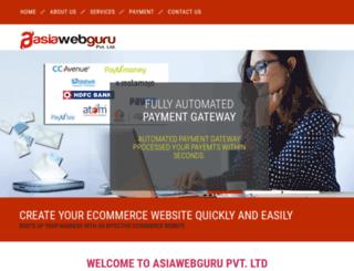 asiawebguru.com screenshot