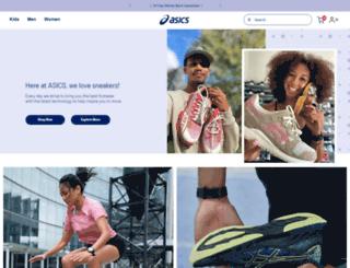 asicsinsingapore.com screenshot