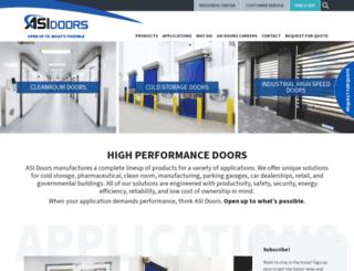 asidoors.com screenshot