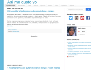 asimegustoyo.com screenshot