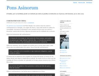 asinorum.com screenshot