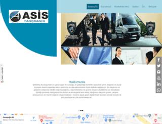 asisdanismanlik.com screenshot