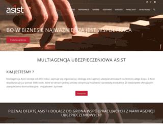 asist.pl screenshot