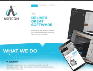 asitcon.com screenshot