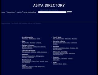 asiyadirectory.com screenshot