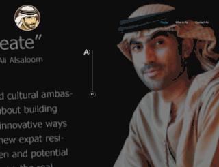 ask-ali.com screenshot