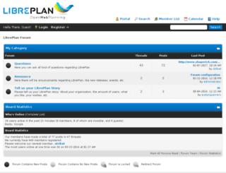 ask.libreplan.org screenshot