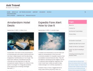 ask.travel screenshot