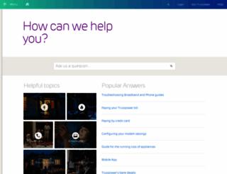 ask.trustpower.co.nz screenshot