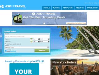 askairtravel.com screenshot
