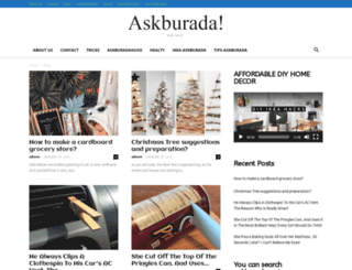 askburada.net screenshot