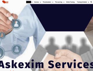 askexim.com screenshot