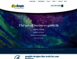 askforpsdesigns.com screenshot