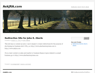 askjra.com screenshot