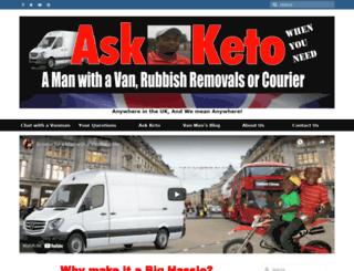 askketo.com screenshot