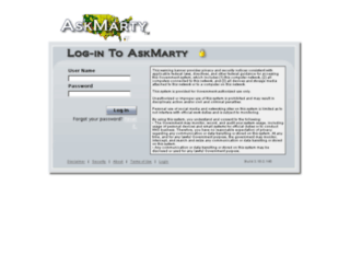 askmartytest2.lmi.org screenshot