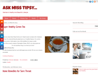 askmisstipsy.blogspot.com screenshot
