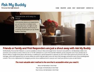 askmybuddy.net screenshot
