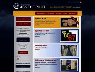 askthepilot.com screenshot