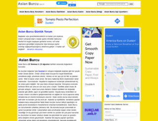 aslanburcu.gen.tr screenshot