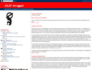 aslefshrugged.blogspot.com screenshot