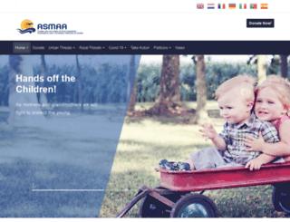 asmaa-algarve.org screenshot