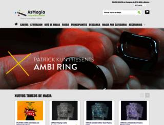 asmagia.com screenshot