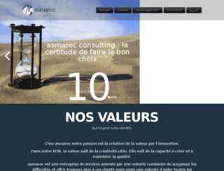 asmaroc.com screenshot