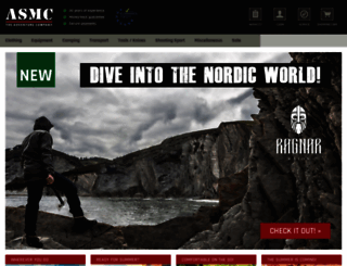 asmc.com screenshot