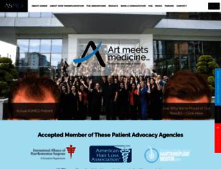 asmed.com.tr screenshot