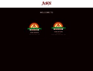 asnschool.org screenshot