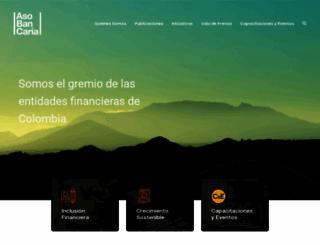 asobancaria.com screenshot