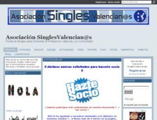 asociacionsinglesvalencianos.ning.com screenshot