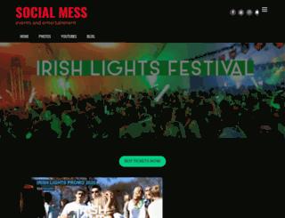 asocialmess.com screenshot