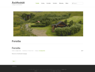 asolfsskali.is screenshot