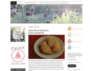 asonomagarden.wordpress.com screenshot