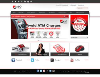 asoplc.com screenshot
