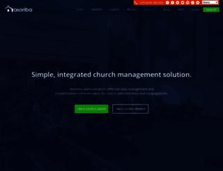 asoriba.com screenshot