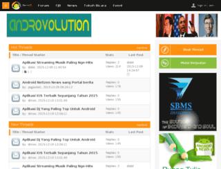 asosiasiandroid.com screenshot