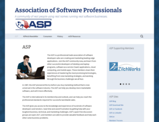 asp-shareware.org screenshot