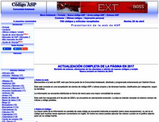 asp.astalaweb.com screenshot