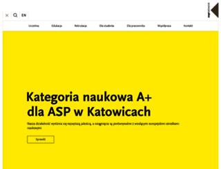 asp.katowice.pl screenshot