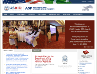 asp.org.pk screenshot