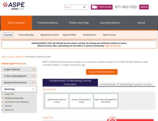 aspe-roi.com screenshot