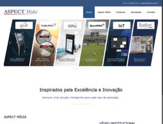aspect.com.br screenshot