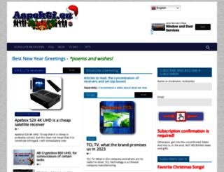 aspekti.eu screenshot