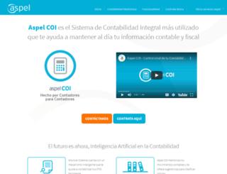 aspelcoi.com.mx screenshot