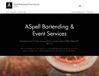 aspell.org screenshot